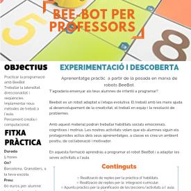 CAT Bee-Bot professors